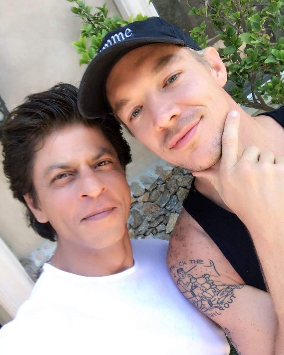 SRK and DJ Djiplo