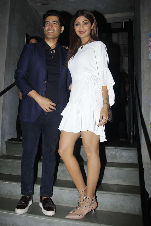 Celebs at Jitesh Pillai's birthday party