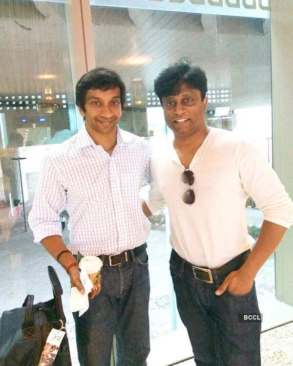 Anand Kumar, Narain Karthikeyan