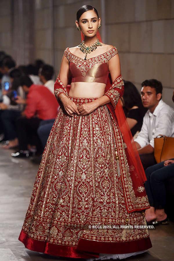 FDCI India Couture Week 2017: Day 2: Manav Gangwani