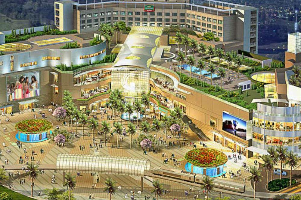 Gardens Galleria Mall Noida 1