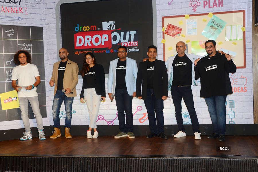 MTV Dropout Pvt. Ltd.: Launch