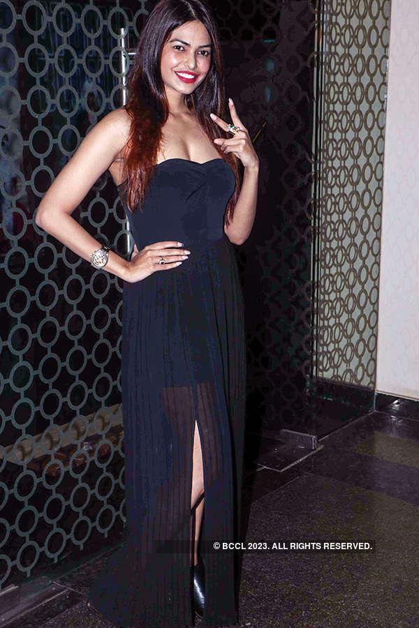 Rashmi Jha at the premiere of Indu Sarkar