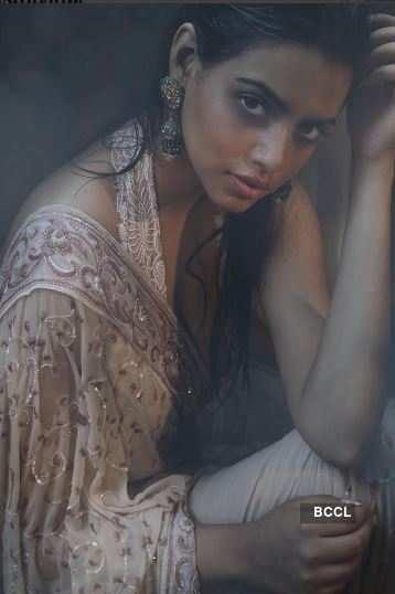 Priyadarshini Chatterjee's smoky photoshoot
