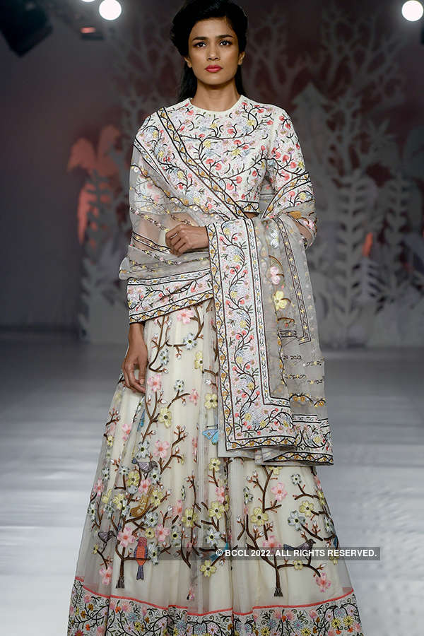 FDCI India Couture Week 2017: Day 4: Rahul Mishra