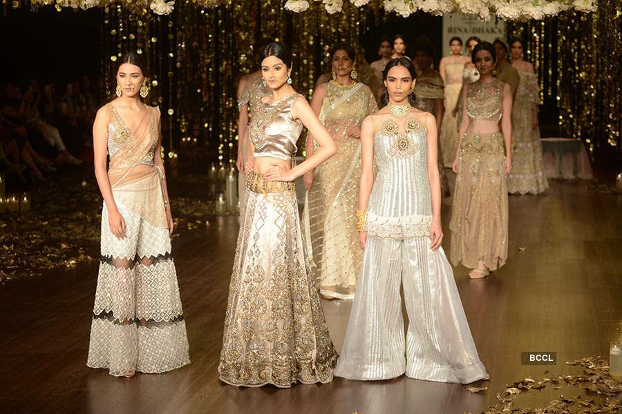 FDCI India Couture Week 2017: Day 7: Rina Dhaka