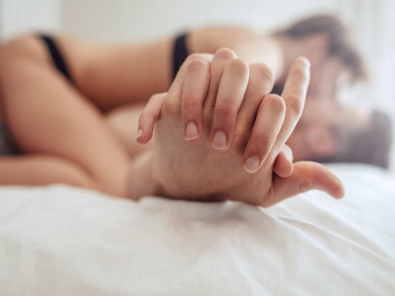 Touching leads to sex remarkable