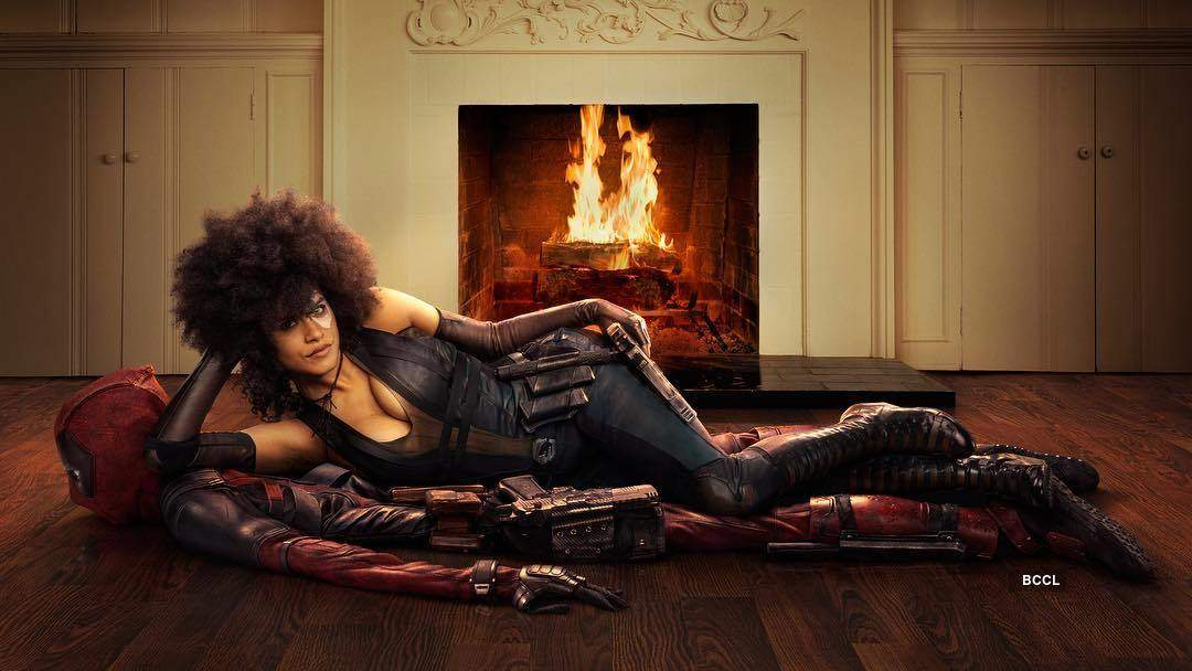 Deadpool 2: First look