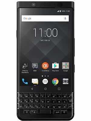 Compare Blackberry KEYone Limited Edition Black vs