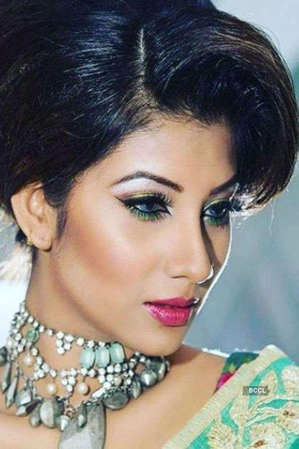 Bangladeshi model found hanged inside her home