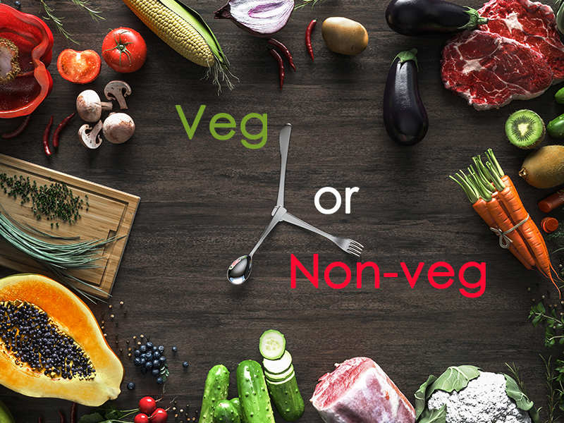 10 Vegetarian food items that are actually non-vegetarian