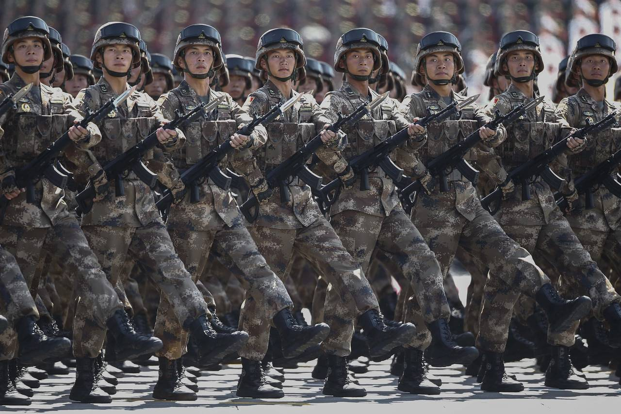 Image result for china people's liberation army