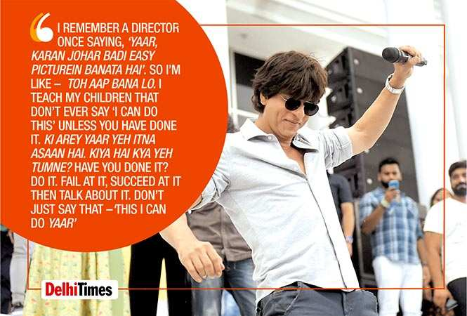 Shah Rukh Khan: If it's so easy to make hits with love