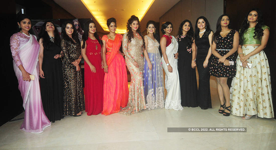Indian Fashion League: Press meet