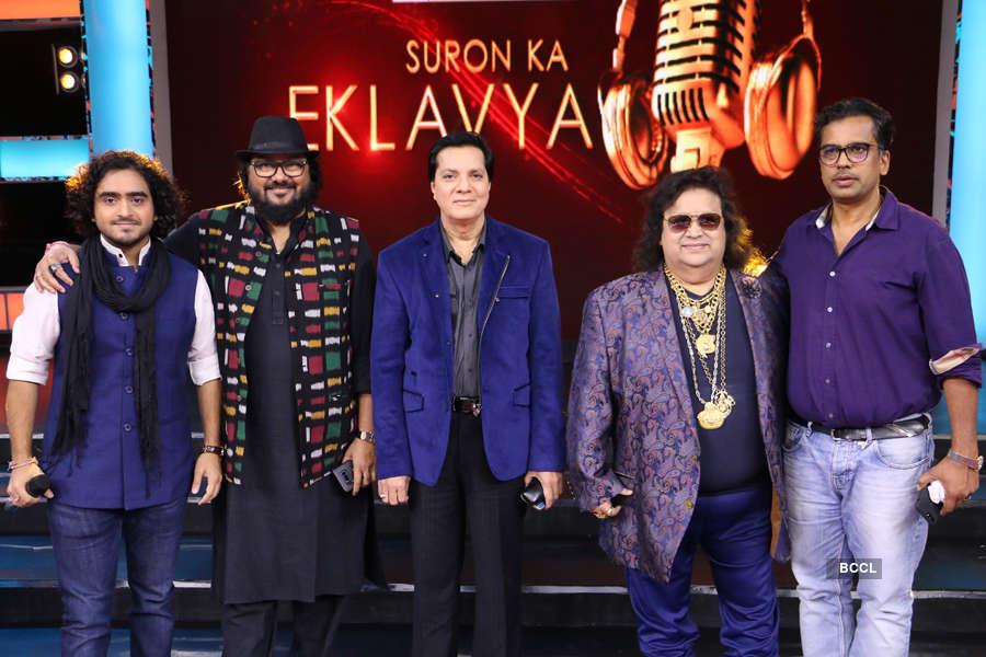 Suron Ka Eklavya: On the sets