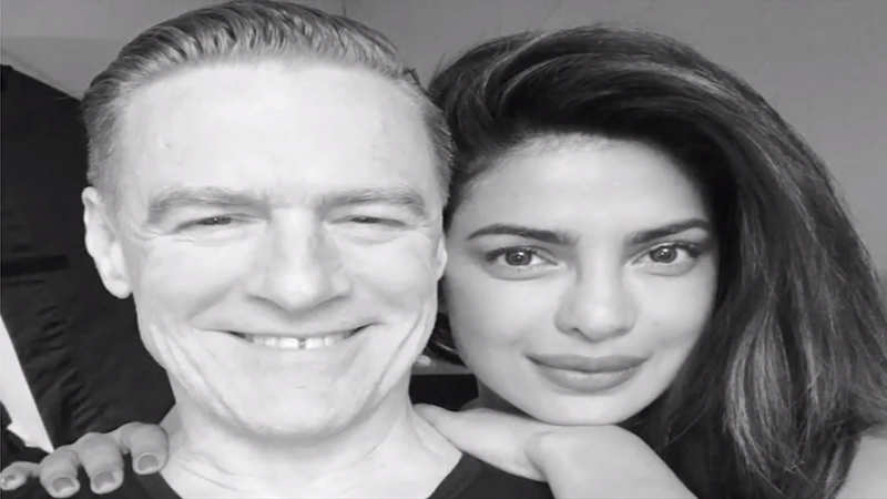 Priyanka Chopra joins Bryan Adams in all-smiles selfies