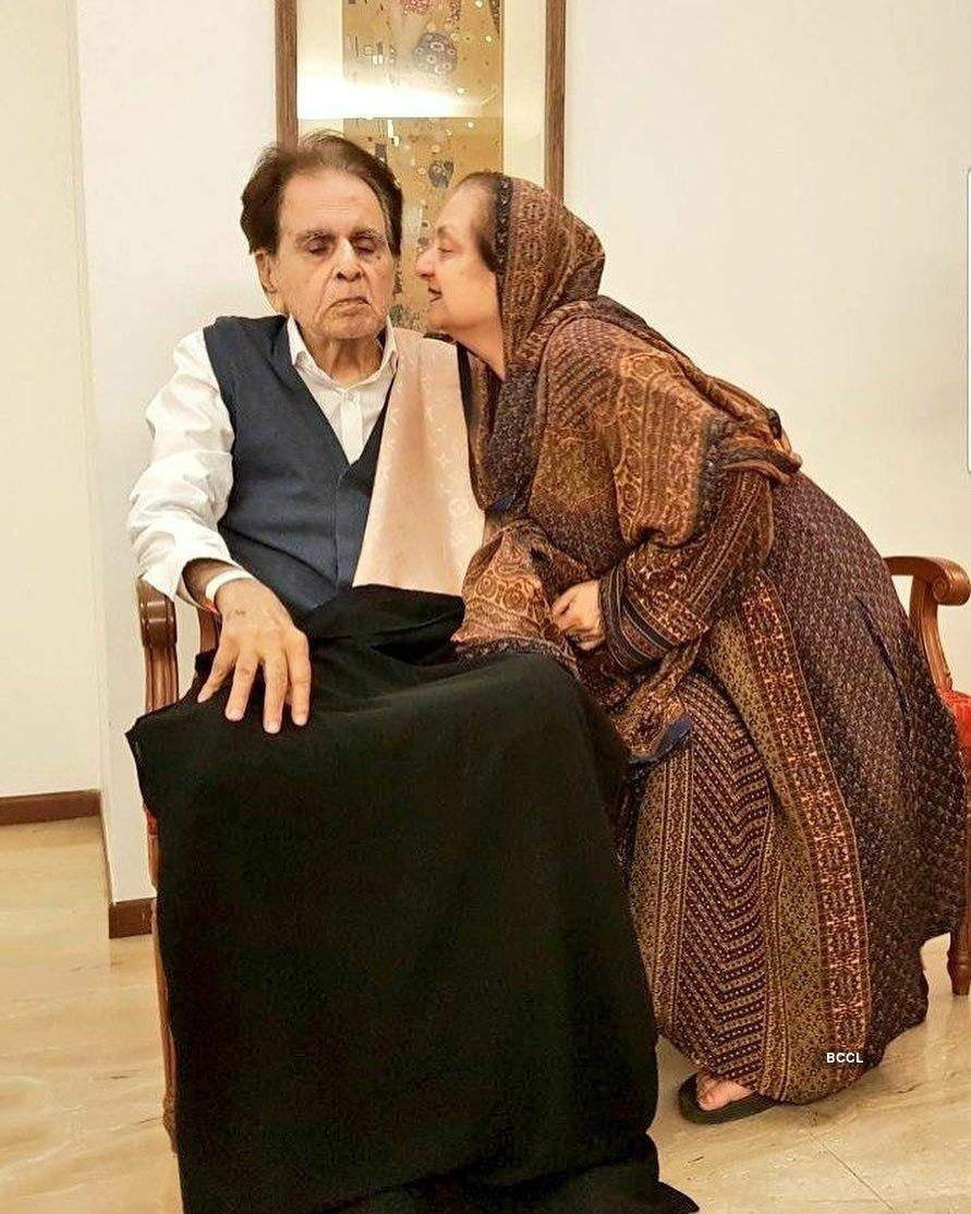 Dilip Kumar rushed to Mumbai hospital