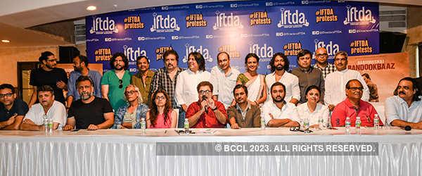 IFTDA holds press meet