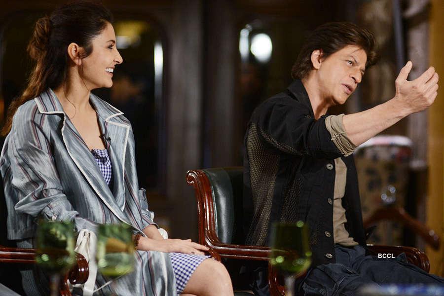 SRK, Anushka promote Jab Harry Met Sejal