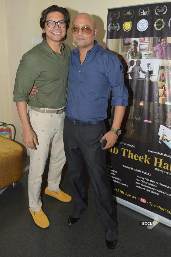 Sab Theek Hai: Screening