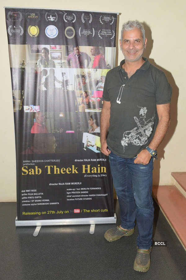 Sab Theek Hai: Screening