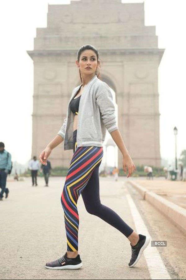 Aditi Arya endorses Power footwear
