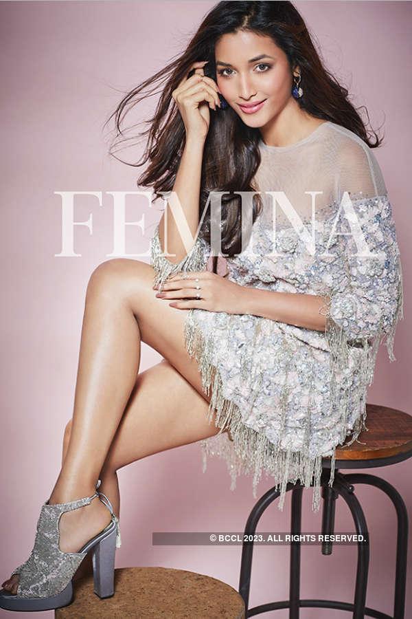 Srinidhi Shetty looks graceful on the cover of Femina Magazine