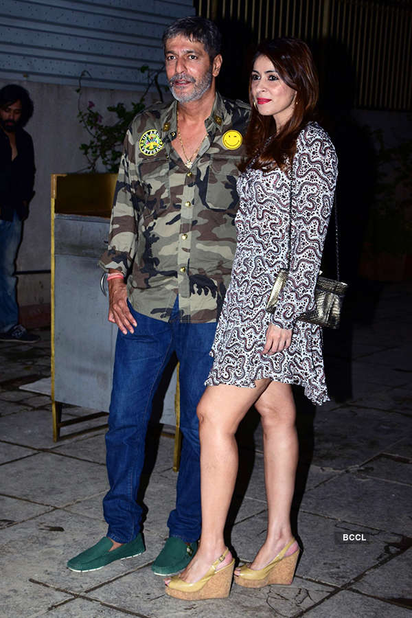 Celebs attend Arbaaz Khan's b'day party