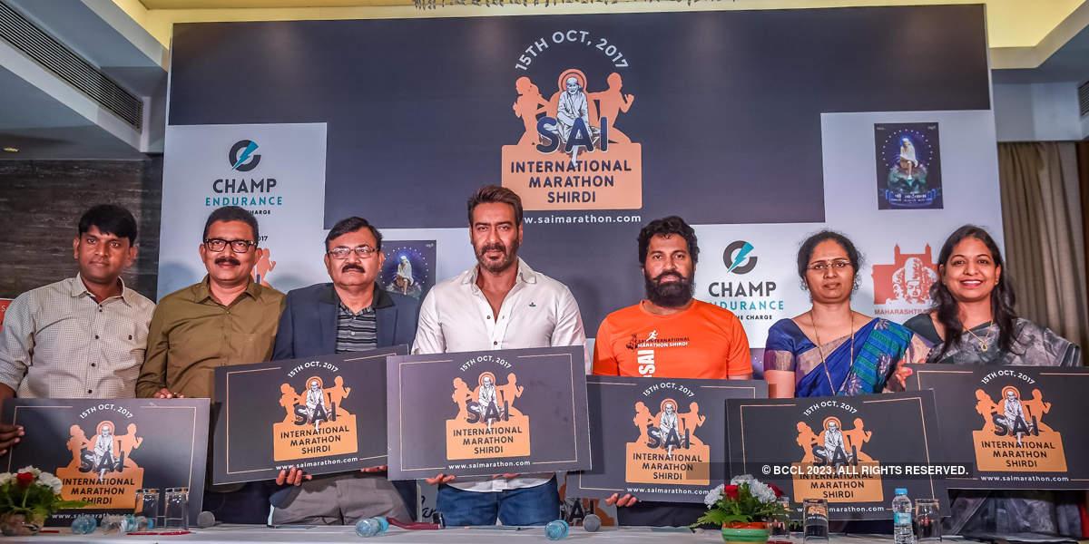 International Marathon Shirdi: Press Conference