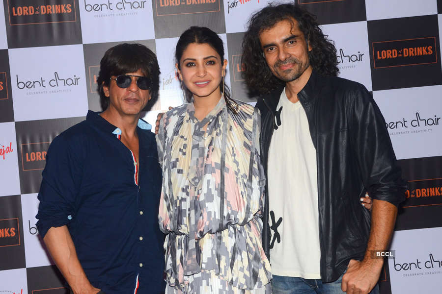 Jab Harry Met Sejal cast parties together