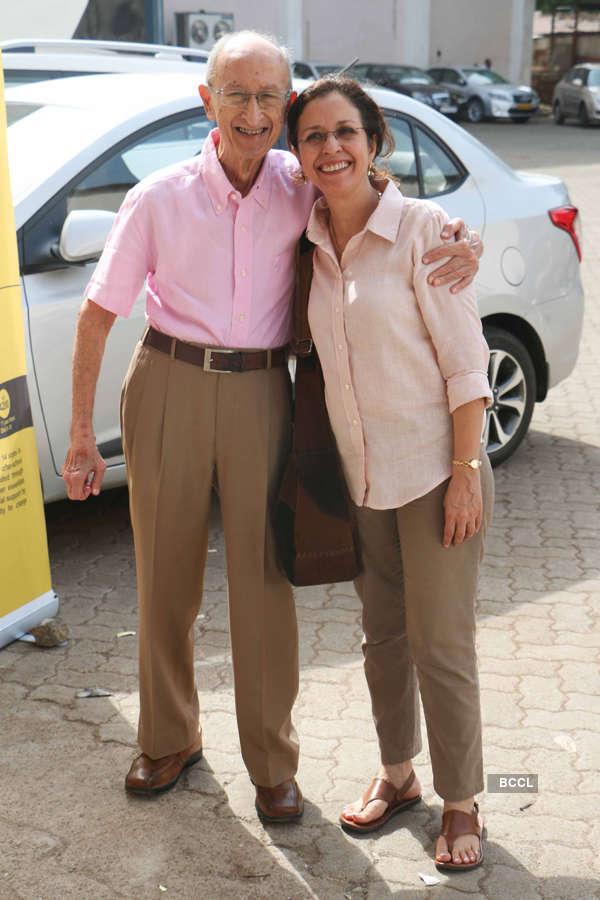 Sonakshi visits an NGO