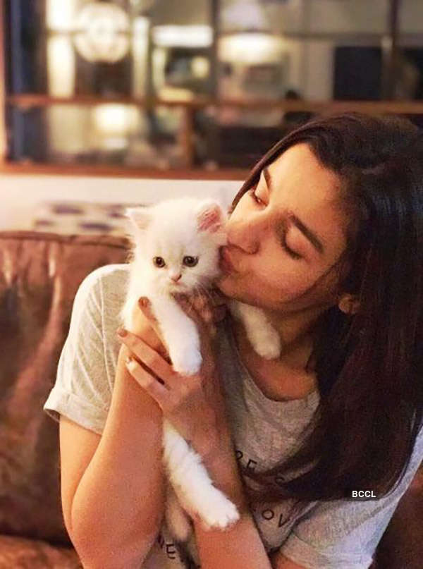 International Cat Day: Cat lovers of Bollywood