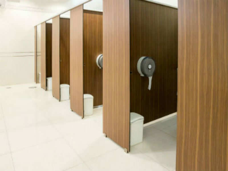 Which toilet cubicle to choose when using a public restroom    The Times of  India. Which one should you pick    Which toilet cubicle to choose when