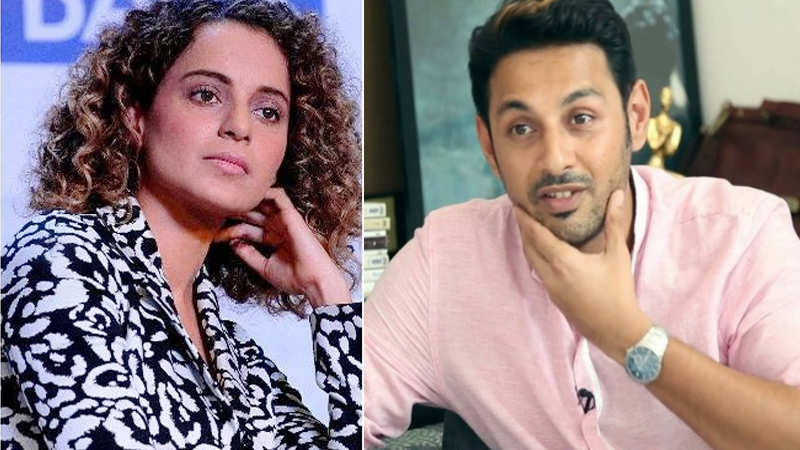 Apurva Asrani suggested I take credit for dialogues in 'Simran': Kangana Ranaut