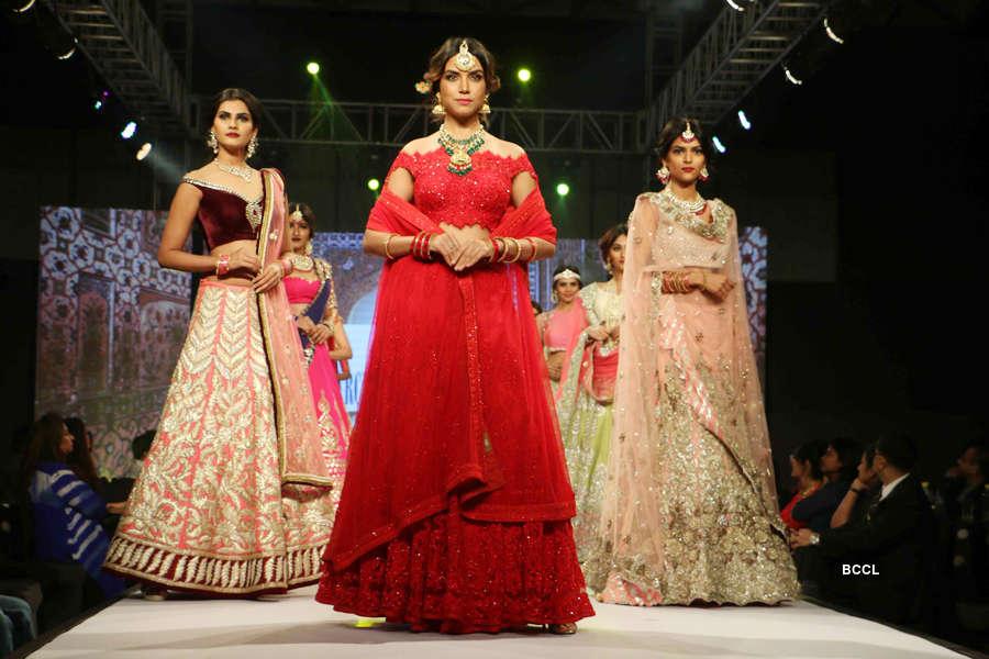 Archana Kochhar's Fashion Show