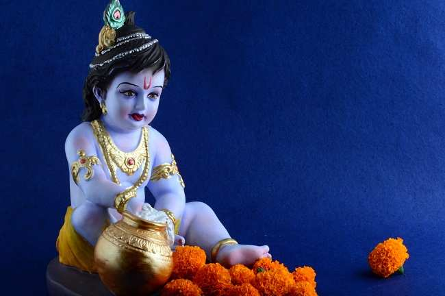 Janmashtami 2017 : The Lesser Known Story Behind Lord