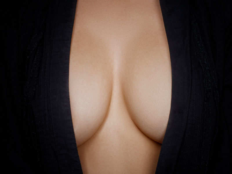 Most attractive nipples