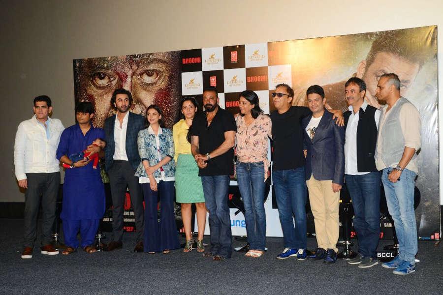 Bhoomi: Trailer Launch