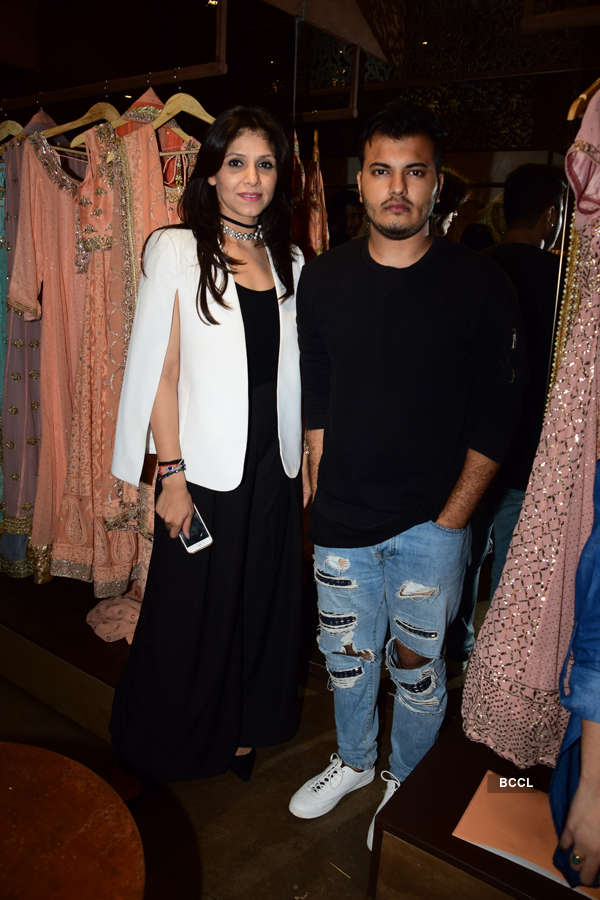 Designer Bhumika Grover launches her flagship store