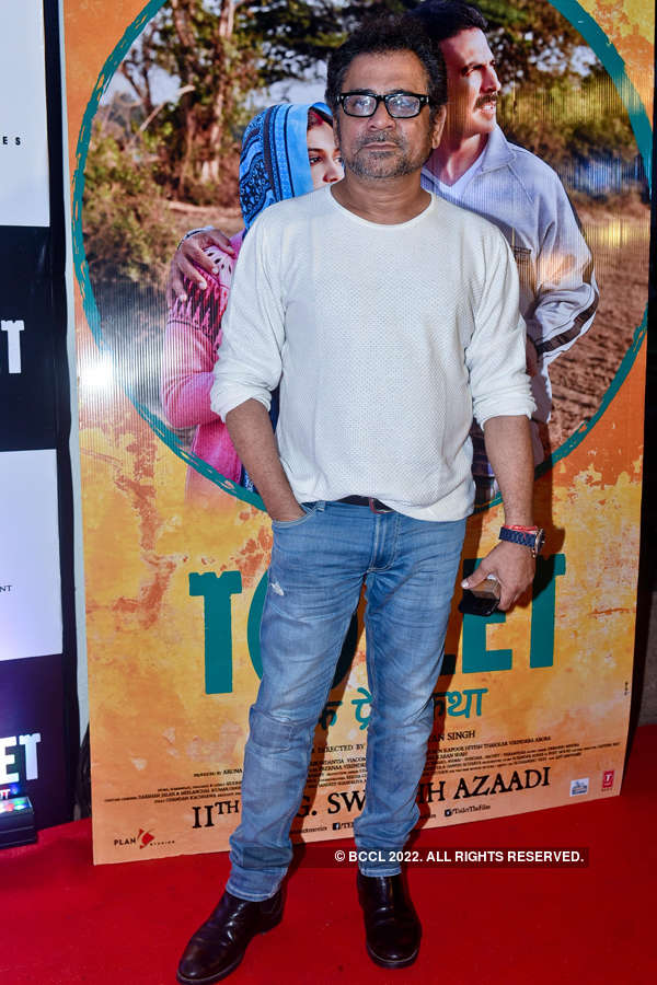  Anees Bazmee at Toilet screening