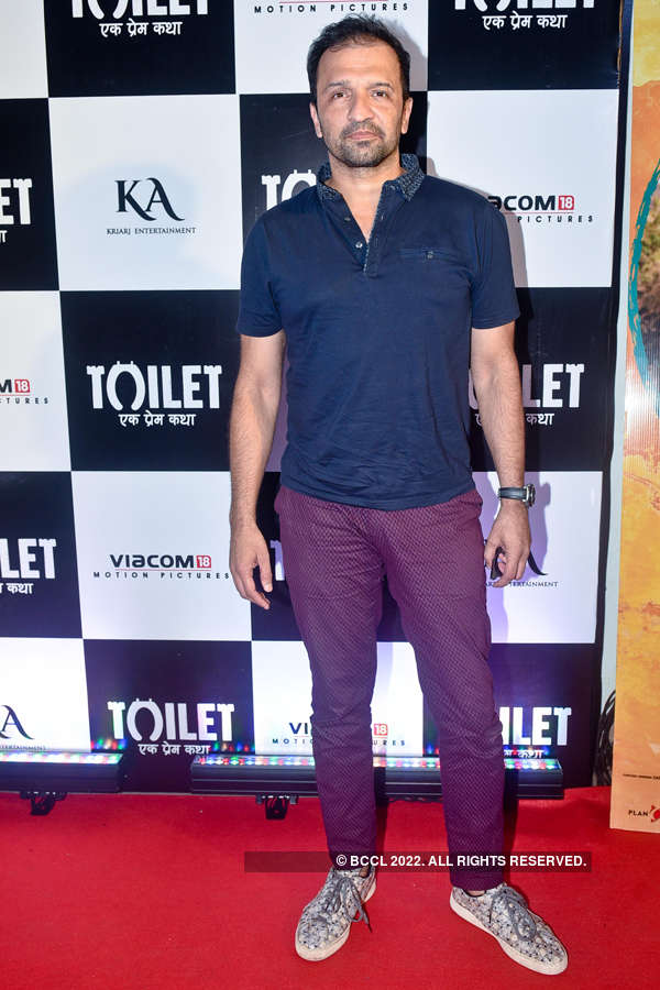 Toilet- Ek Prem Katha: Screening