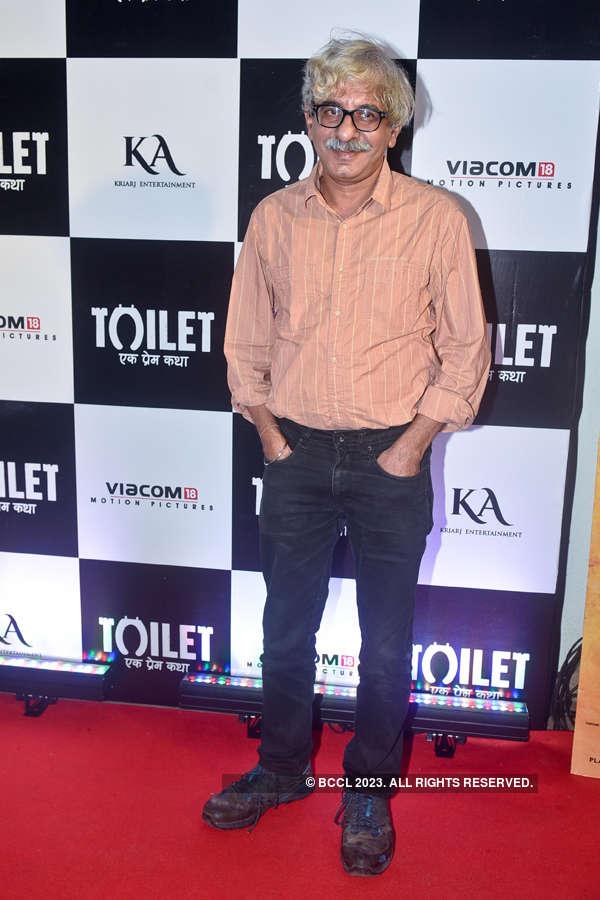 Sriram Raghavan at Toilet screening