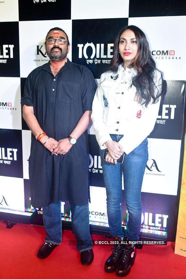 Shree Narayan Singh and Prernaa Arora