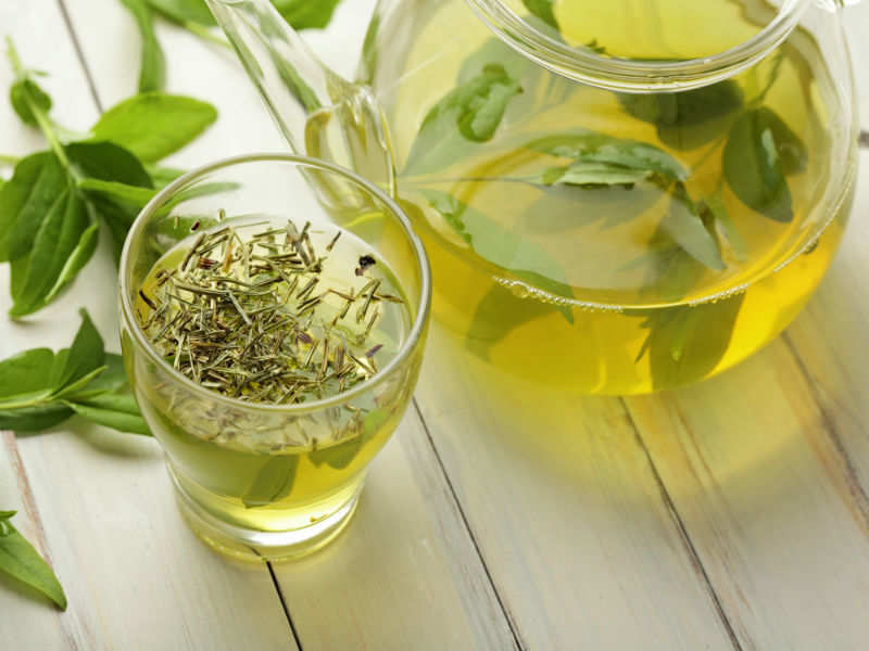 Image result for drinking green tea