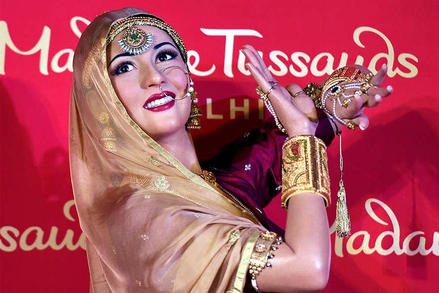 Madame Tussauds Delhi museum