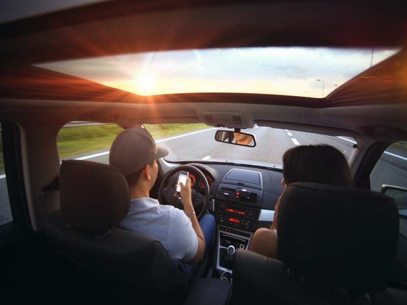 Five Apps that connect you with your car