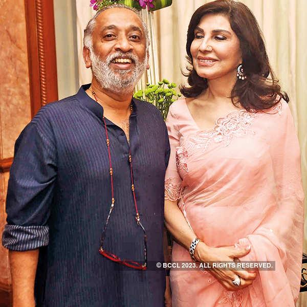 Dilip and Devi Cherian