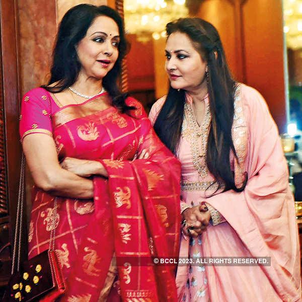 Hema Malini and Jaya Prada