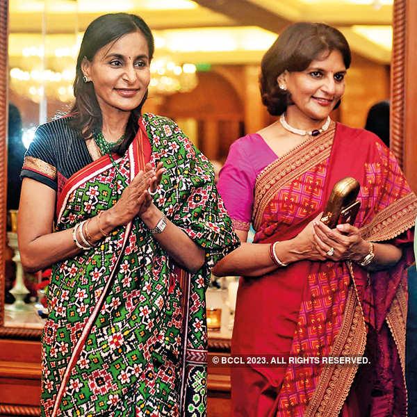 Suneeta Reddy and Preetha Reddy