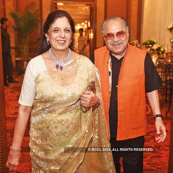 Monica and Vivek Burman